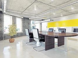 modernes Büro Interieur foto