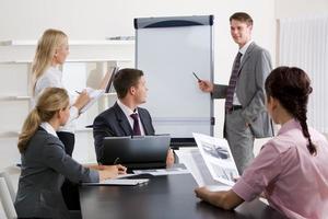 Geschäftliche Ausbildung
