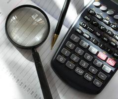 Finanzserie foto