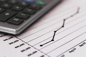 Finanzbericht foto