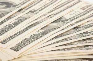 Dollar Hintergrund foto