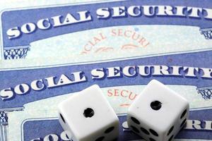 Glücksspiel auf Sozialversicherungsleistungen und Ruhestandseinkommen