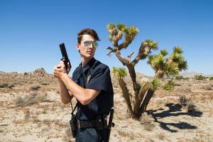 Polizist foto