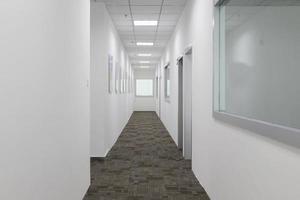 Bürokorridor foto