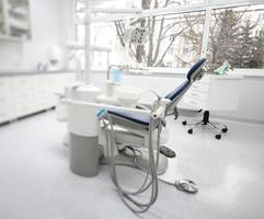 Zahnarztpraxis, Ausrüstung foto