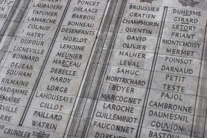 Namen von Generälen foto