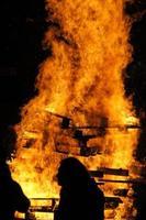 Feuer foto