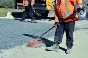 Straßenarbeiter
