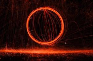 Feuerkunst foto