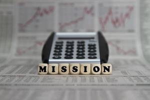 Mission foto