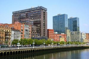 Torres Isozaki en Bilbao. vizcaya. pais vasco. españa. Europa. foto