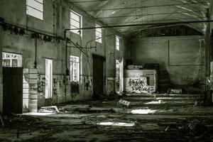 Zerstörung foto