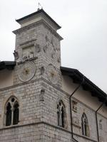 Gebäude in Venzone foto