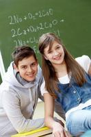 Klassenkameraden foto