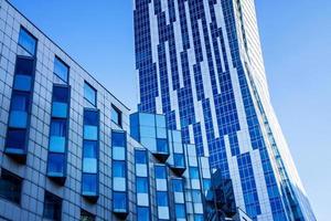 moderne Architekturbürogebäude foto