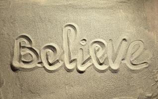 glauben foto