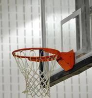 Basketball-Netz foto