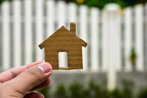 baue meine Häuser foto