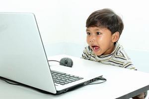 Computer foto