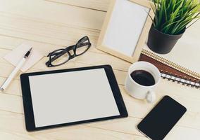 digitaler Tablet-Computer