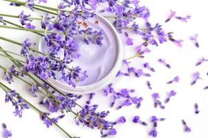 natürliche Behandlung für die Körperpflege foto