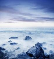 Meer auf der Krim foto
