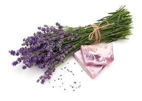 Lavendelseife foto
