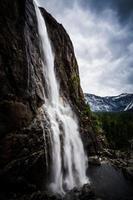 niedrigerer Yosemit fällt