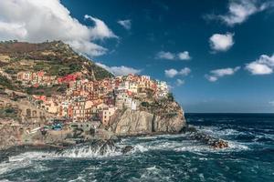 Dorf Manarola von Cinque Terre