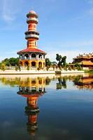 Ayutthaya Bang Pa-In Palast foto