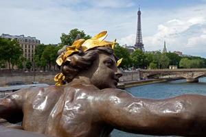 paris - brücke von alexandre iii