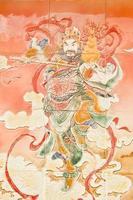 Tradition chinesische Malerei foto