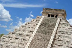 chichen itza, yucatan, mexiko