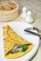 Omelett foto