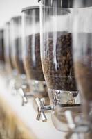 Kaffeekörner foto