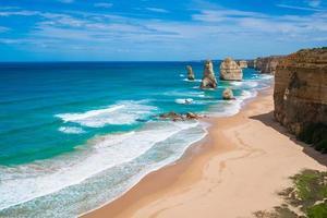 die zwölf apostel, victoria, australien foto