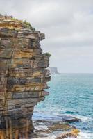 die Lücke an einem sonnigen Tag in Watsons Bay Sydney