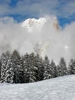 italienische alpen foto