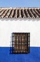andalusische weiße dörfer in spanien foto