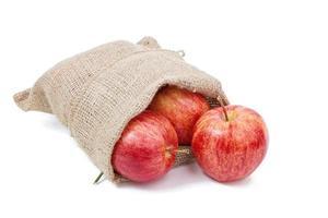 die Äpfel foto