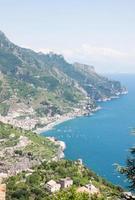 Amalfiküste, Ravello, Italien foto
