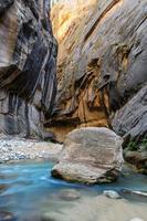 die Enge, Zion National Park, USA