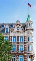 Architektur von Amsterdam, Niederlande foto