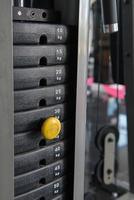 Fitnessgeräte foto