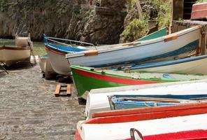 Fischerboote foto