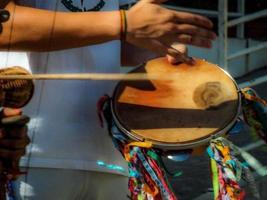 instrumento capoeira foto