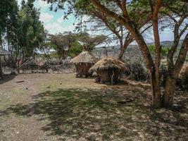 äthiopische Lagerhäuser foto