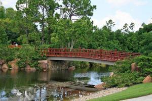 asiatische Brücke