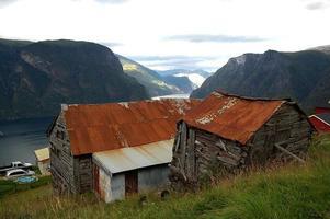 Bauernhaus in Norwegen