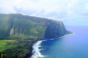 schöne natürliche Landschaft von Hawaii